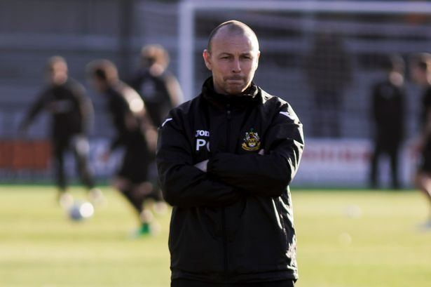 Paul Carden Barnet 4 Southport FC 0 as new manager Paul Carden starts