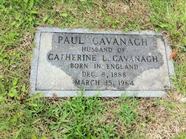 Paul Cavanagh Paul Cavanagh 1888 1964 Find A Grave Memorial