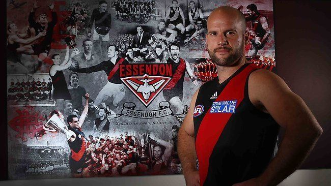 Paul Chapman (footballer) Paul Chapman says his rejection from Geelong still hurts