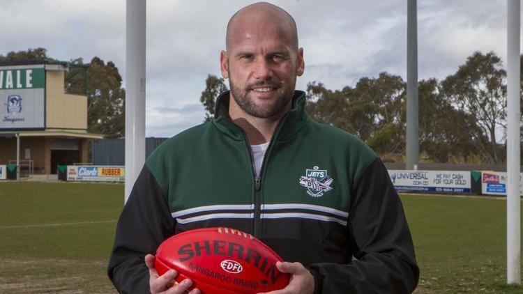 Paul Chapman (footballer) Geelong AFL premiership player Paul Chapman not ready to call time