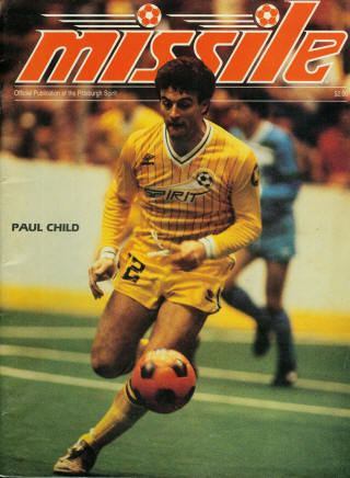 Paul Child (soccer) NASLPaul Child