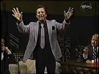 Paul Christy Classic Induction Paul Christy Wrestler Hypnotist Magician