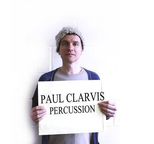Paul Clarvis PaulClarvisjpg