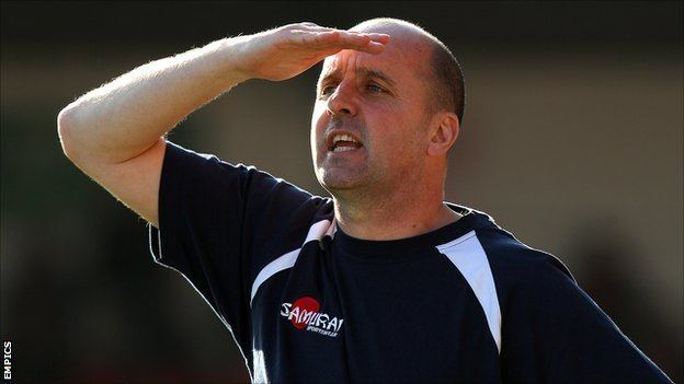 Paul Cook BBC Sport Chesterfield appoint Accrington boss Paul Cook