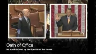 Paul D. Irving Paul D Irving Sworn In As Sergeant at Arms YouTube