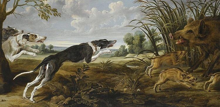 Paul de Vos Paul De Vos Works on Sale at Auction Biography