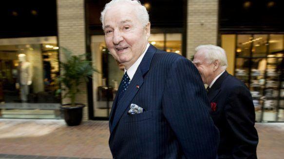 Paul Desmarais Canadian business tycoon Paul Desmarais dies at age 86