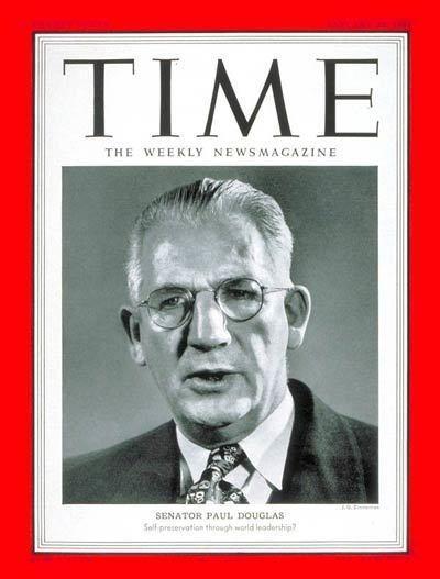 Paul Douglas imgtimeincnettimemagazinearchivecovers1951