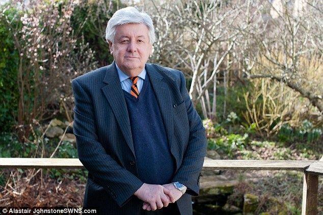 Paul Frampton Professor Paul Frampton relives murder in notorious Argentina jail
