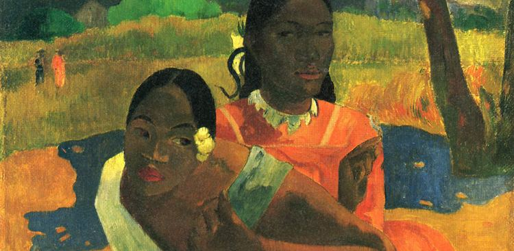 Paul Gauguin Nafea fas ipoipo When will you marry by Paul Gauguin on