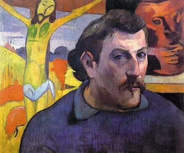 Paul Gauguin Paul Gauguin and Savageness Escape Into Life
