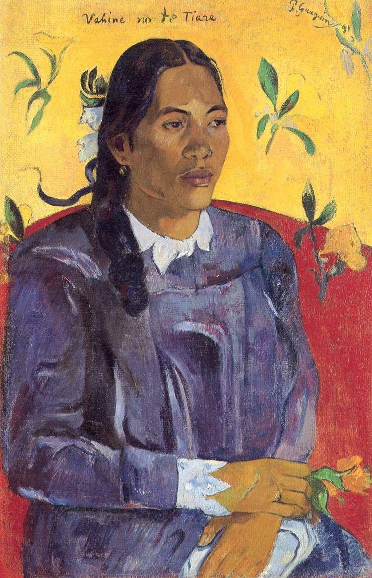 Paul Gauguin FilePaul Gauguin 040jpg Wikimedia Commons