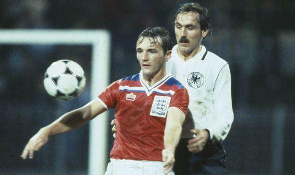 Paul Goddard Exclusive Former England ace Paul Goddard recalls 1982 Iceland