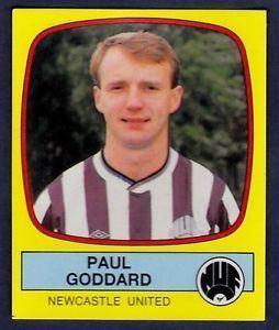 Paul Goddard Paul Goddard Newcastle United English Football Memories 80s