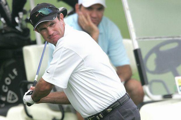 Paul Gow Stars Cars golfer Paul Gow Chronicle
