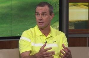 Paul Gow Keegan Bradley wanted to meet me in the car park Aussie Golfer