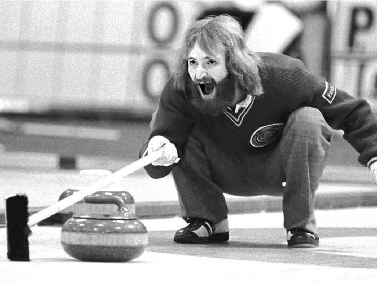 Paul Gowsell Johnson Iconic at 1980 Calgary Brier Paul Gowsell reflects 35