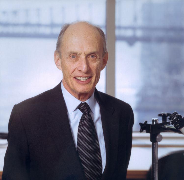 Paul Greengard The Pearl Meister Greengard Prize The Rockefeller University