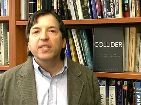 Paul Halpern Two minutes with Paul Halpern on his new book Collider YouTube
