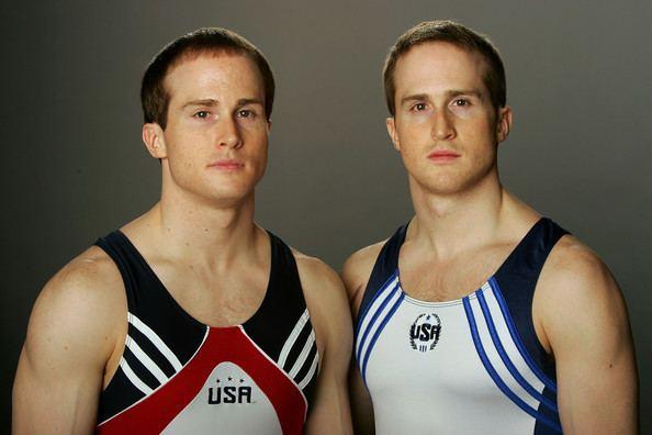 Paul Hamm Paul Hamm and Morgan Hamm Photos Photos US Olympic Team Media