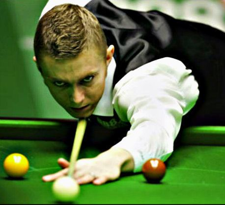 Paul Hunter (snooker player) Friday in Frth The Paul Hunter Classic Snookerbacker