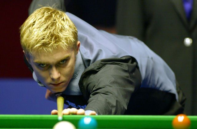 Paul Hunter (snooker player) PAUL HUNTER DAY AT THE CRUCIBLE Inside Snooker
