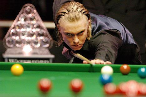 Paul Hunter (snooker player) Just months after my snooker star husband felt pains in