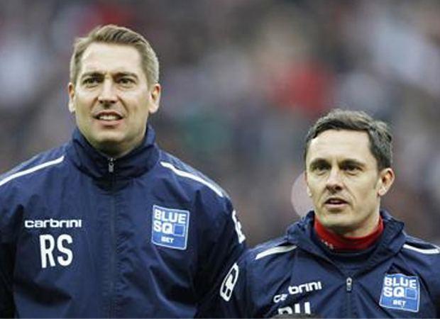 Paul Hurst The NonLeague Football Paper