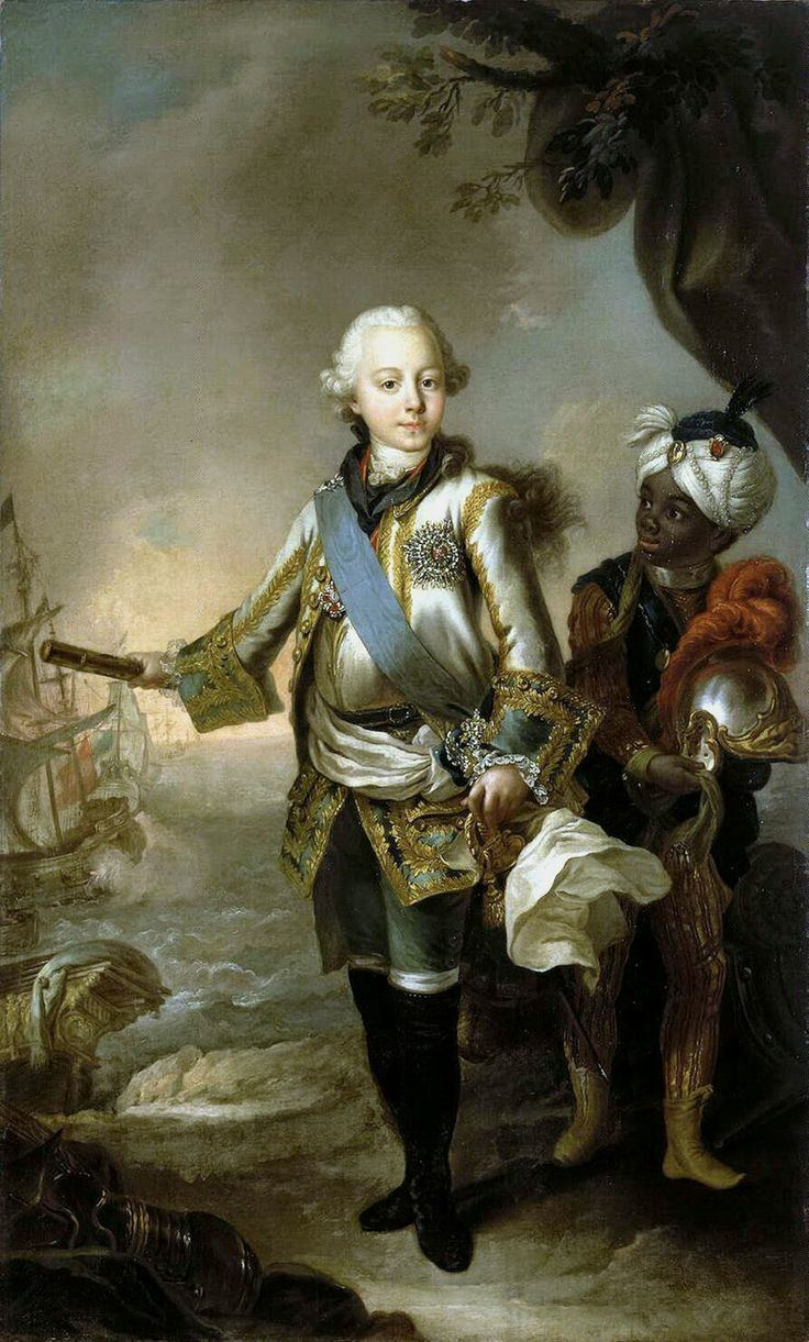 Paul I of Russia Paul I of Russia as a youth European History Pinterest
