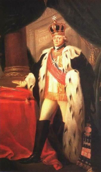 Paul I of Russia Paul I Emperor of Russia Painting by Salvatori Tonci