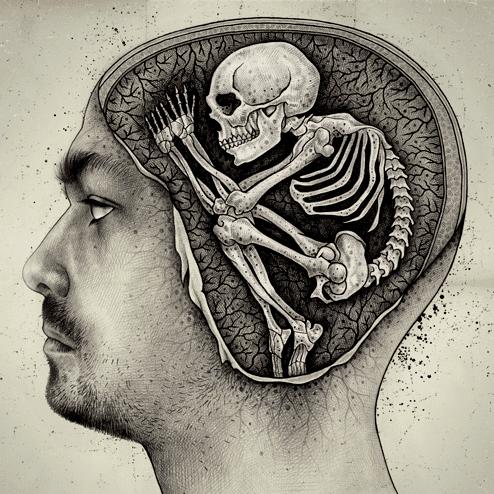 Paul Jackson (artist) Paul Jackson Skull amp Heart