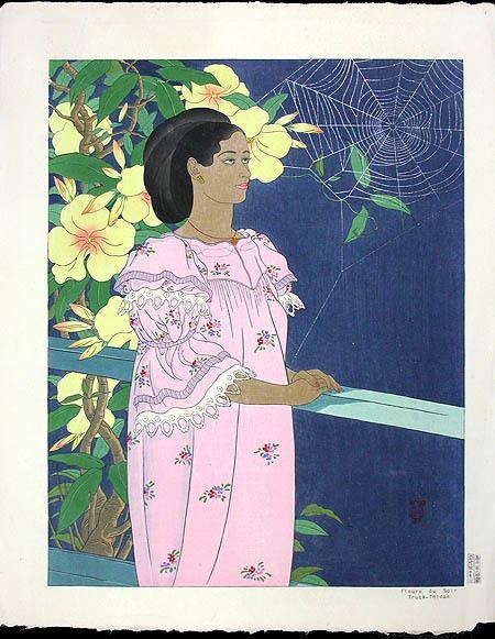 Paul Jacoulet Paul Jacoulet Japanese Prints