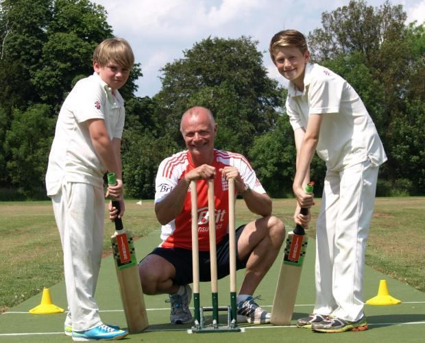 Paul Jarvis (Cricketer) playing cricket