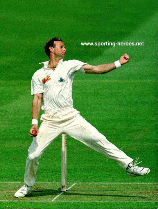 Paul Jarvis (Cricketer)