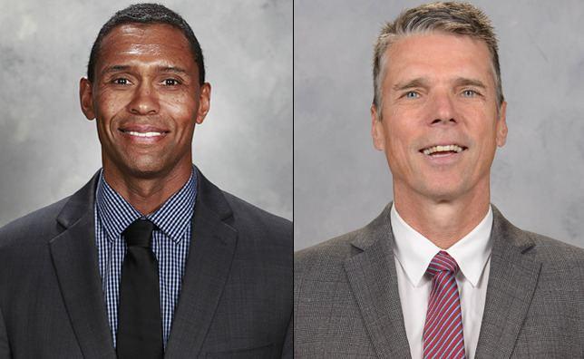 Paul Jerrard Dave Cameron Paul Jerrard join Flames as assistant coaches Sports