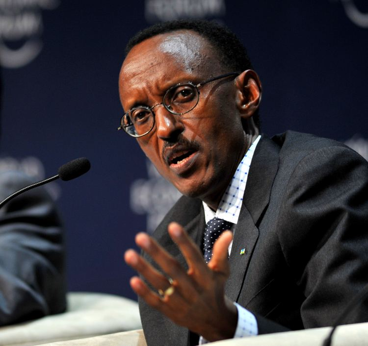 Paul Kagame Paul Kagame might be President of Rwanda for a third term