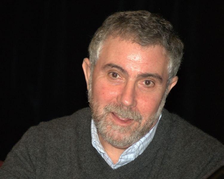 Paul Krugman Paul Krugman Wikipedia the free encyclopedia