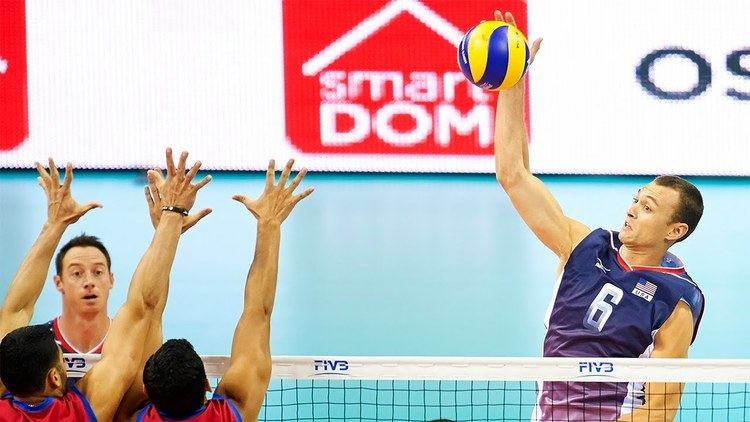 Paul Lotman The best volleyball player Paul Lotman YouTube