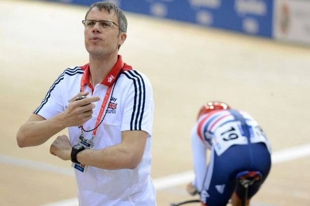 Paul Manning (cyclist) Paul Manning appointed as British men39s endurance coach