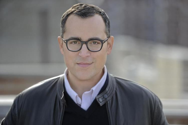 Paul Marcarelli Yes I Can Hear You Now The Verizon Guy on Being the Face