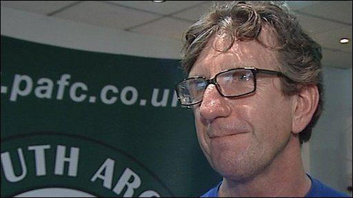 Paul Mariner BBC Sport Football Paul Mariner replaces Paul Sturrock