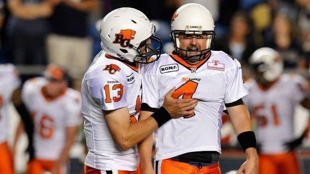 Paul McCallum (Canadian football) Lions kicker Paul McCallum signs extension CBC Sports