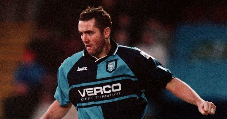 Paul McCarthy (footballer, born 1971) Tributes pour in as former Wycombe Wanderers FA Cup hero Paul