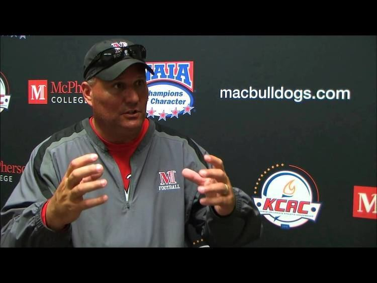 Paul Mierkiewicz Interview with MC Head Football Coach Paul Mierkiewicz YouTube