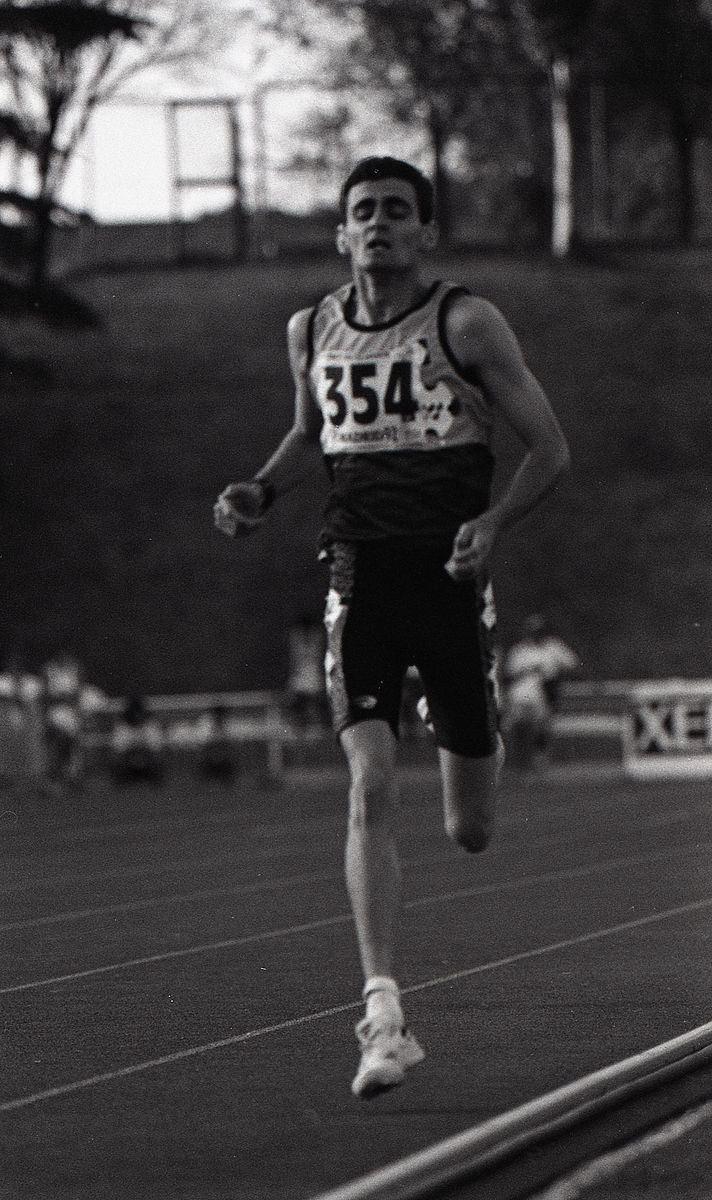 Paul Mitchell (athlete)