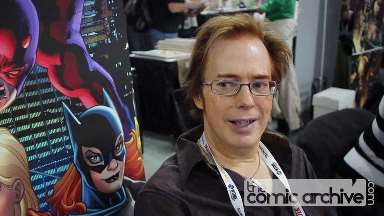 Paul Mounts Legendary Comic Book Colorist Paul Mounts at NYCC 2012