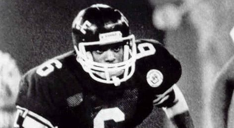Paul Palmer (American football) Hall of Fame Candidate Capsule Paul Palmer gt National