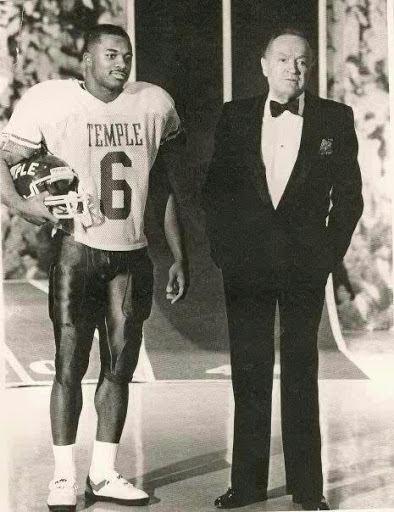 Paul Palmer (American football) Paul Palmer Temple Football Forever