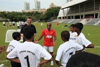 Paul Parker (footballer) MH Interview Denis Irwin and Paul Parker Men39s Health