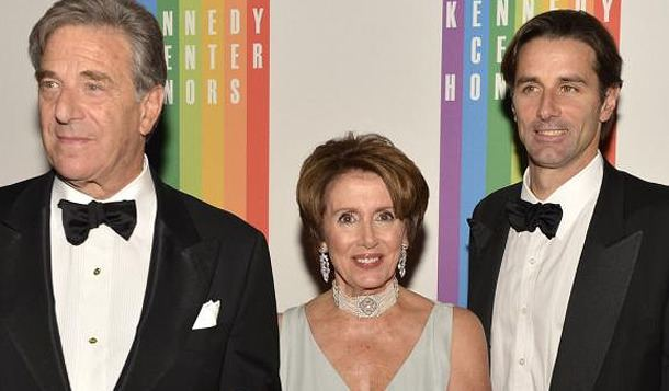 Paul Pelosi, Jr. Company Founded by Nancy Pelosi39s Son Charged With